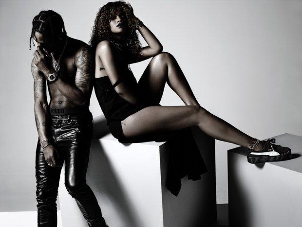 Puma i Rihanna