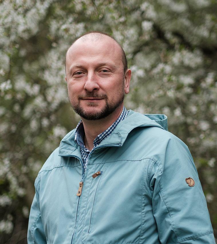 Prof. Mariusz Lamentowicz