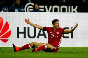 Borussia - Bayern. Chyba można odetchnąć. Uraz Roberta Lewandowskiego nie wydaje się poważny