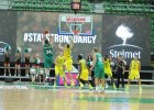 Koszykarze Stelmetu BC dobrze się zaprezentowali, gorzej zagrali