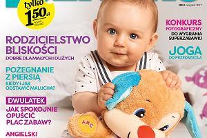 """Nowy numer miesięcznika """"Dziecko"""" w kioskach od 6 lipca"""