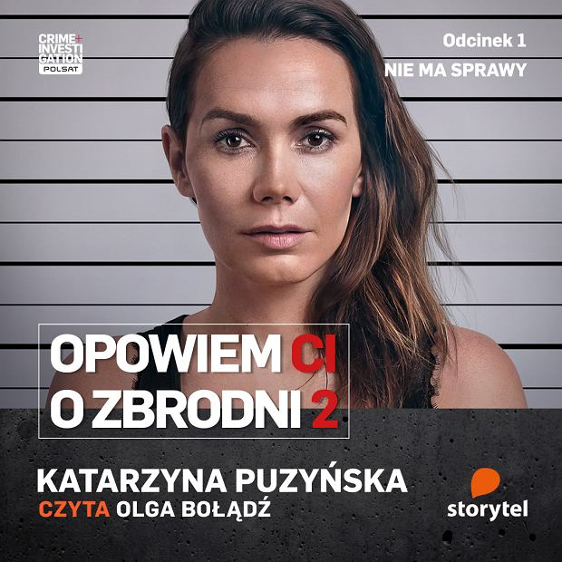 Olga Bołądź w najnowszej produkcji Storytel