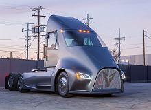 Awantura o elektryfikację ciężarówek w Europie