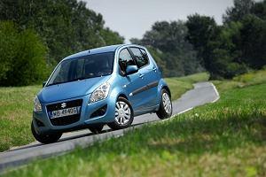 Suzuki Splash | Długi dystans