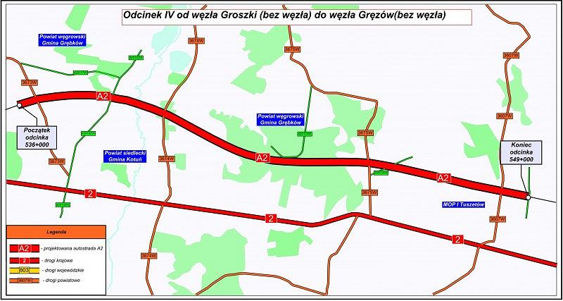 Autostrada A2 Mińsk Mazowiecki - Siedlce