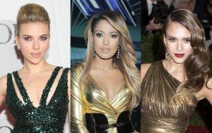 Scarlett Johansson, Patrycja Kazadi, Jessica Alba
