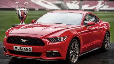 Ford Mustang - pierwsze 500 sztuk zarezerwowano w Europie w 30 sekund