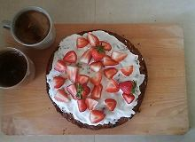 Ciasto bakaliowe-marchewkowe - ugotuj