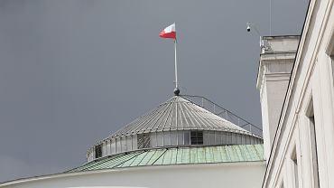 Sejm RP (zdjęcie ilustracyjne)