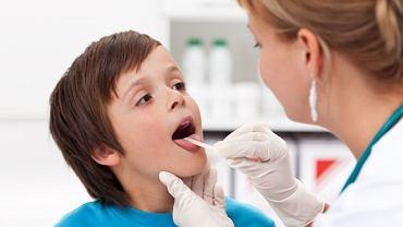Badanie u pediatry