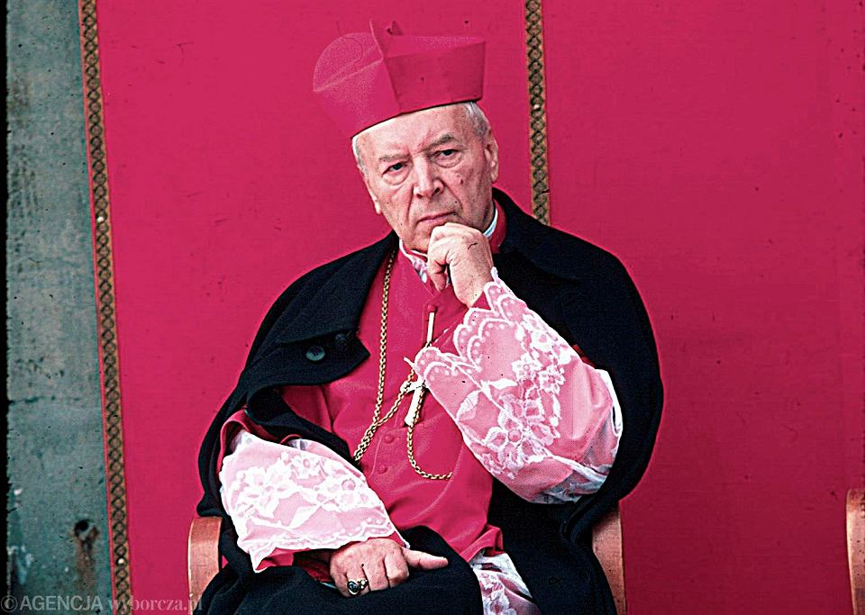 Znalezione obrazy dla zapytania: kard wyszyński
