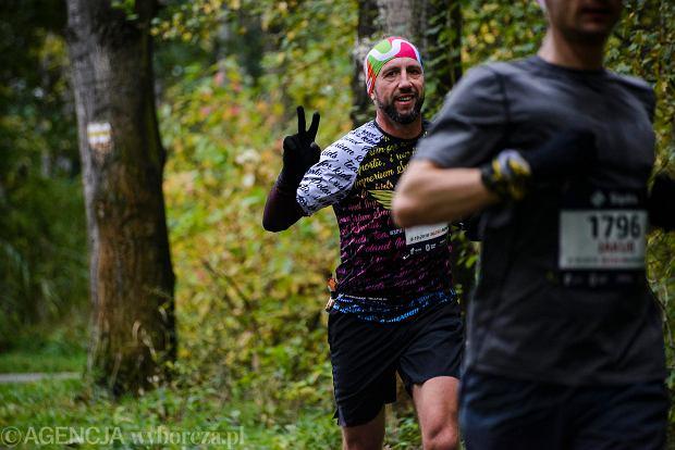 Zdjęcie numer 92 w galerii - Silesia Marathon. Chłód i wiatr niestraszne, rekord pobity! [ZDJĘCIA]
