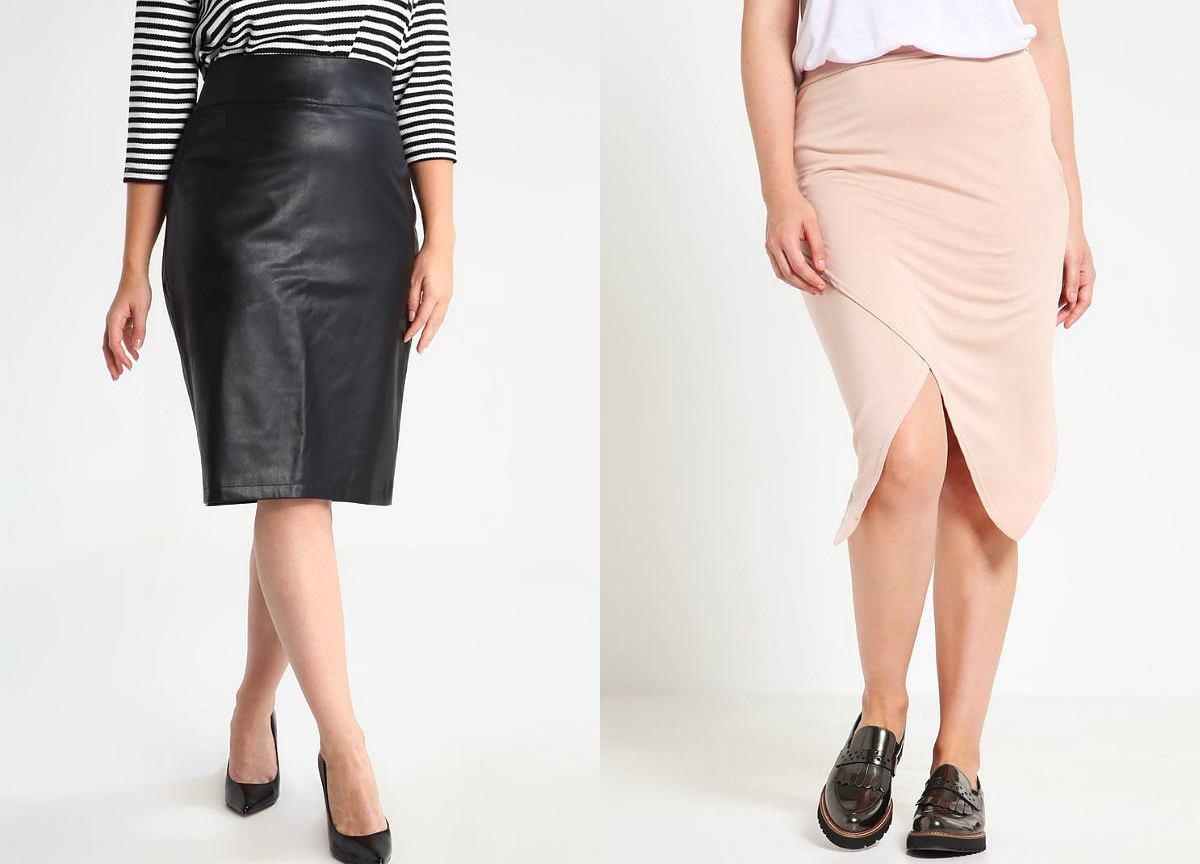 3e1e44ca Ołówkowa spódnica - idealna na co dzień [Moda plus size]