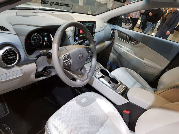 Stoisko Hyundaia na Poznań Motor Show 2018