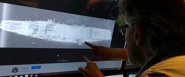 Ocean Spokojny: Znaleziono wraki lotniskowców zatopionych w bitwie o Midway