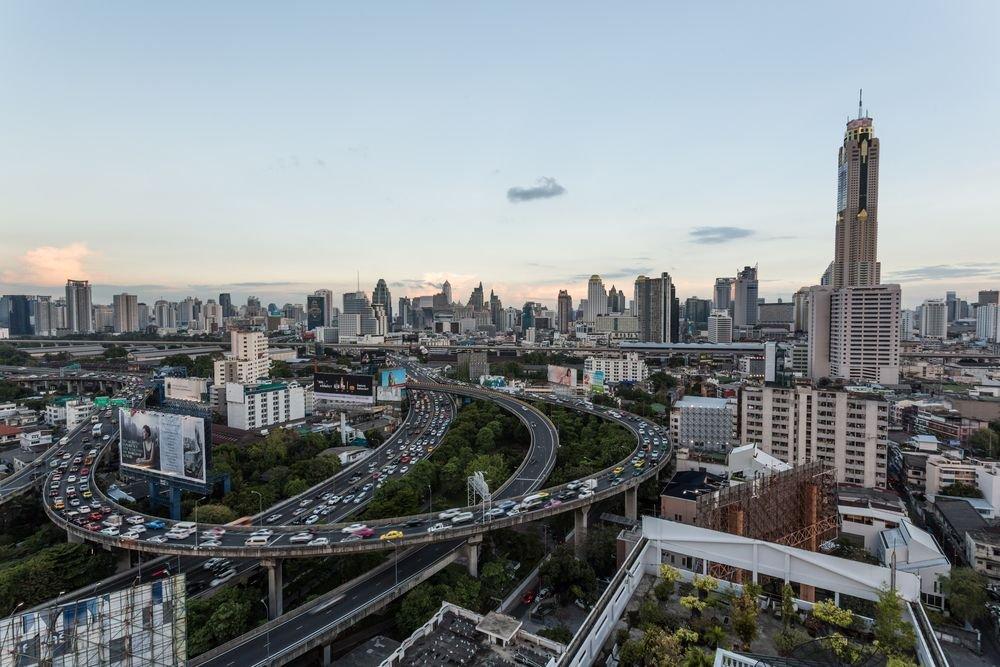 Baiyoke Sky Hotel, Bangkok/ Fot. Shutterstock