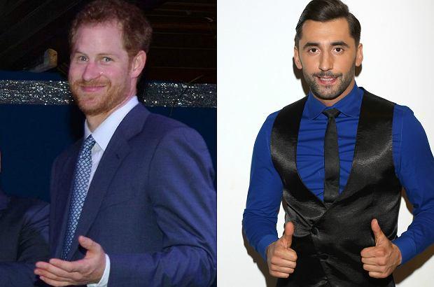 Zdjęcie numer 0 w galerii - Wiedzieliście, że Maserak i książę Harry są w TYM SAMYM WIEKU?! Przygotujcie się na większy szok