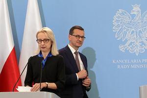 Będą zmiany w podatkach? Minister Czerwińska chce obniżyć koszty pracy, by wzrosły płace