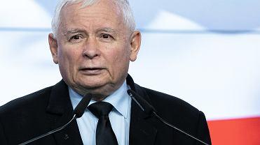 Wicepremier Jarosław Kaczyński