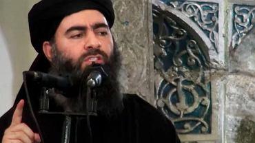 Abu Bakr al-Baghdadi, zdjęcie z 2014 r.