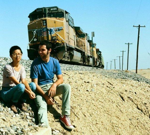 Charlyne Yi i Jet Elfman