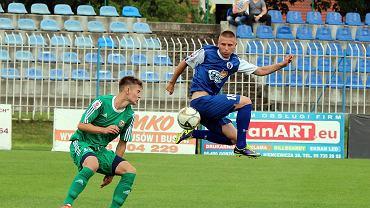 Centralna Liga Juniorów: Stilon Gorzów U-19 - Śląsk Wrocław U-19 1:4 (1:3)