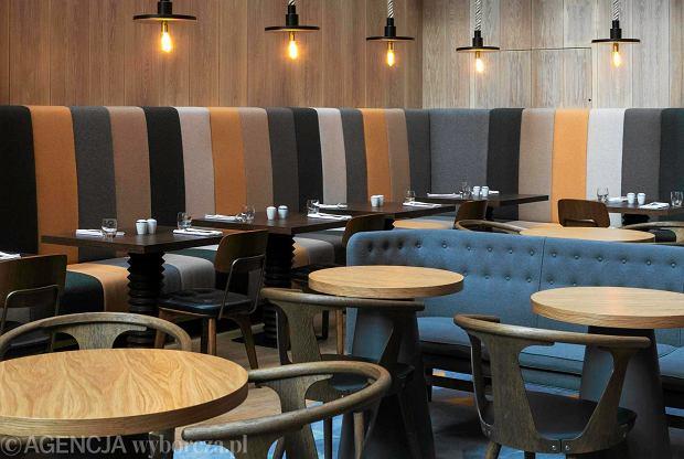 Zdjęcie numer 6 w galerii - Designerskie wnętrze i autorskie menu - taka jest restauracja INK przy ul. Stągiewnej