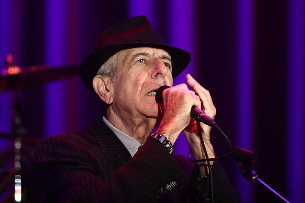 Leonard Cohen w Katowicach
