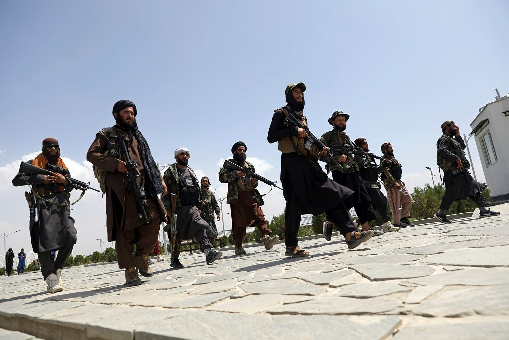 Afghanistan Hiding From Taliban