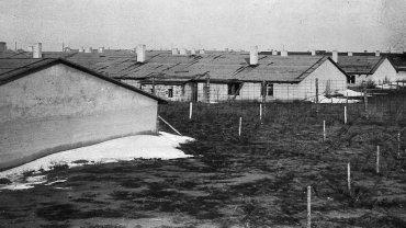 Założony latem 1945 roku obóz dla Niemców w Łambinowicach. Jeden z kilkuset w Polsce