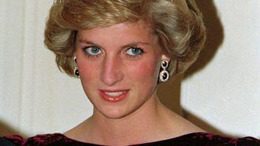 Księżna Walii Diana na fotografii z 1985 r. wykonanej podczas wspólnego pobytu z Karolem w Australii