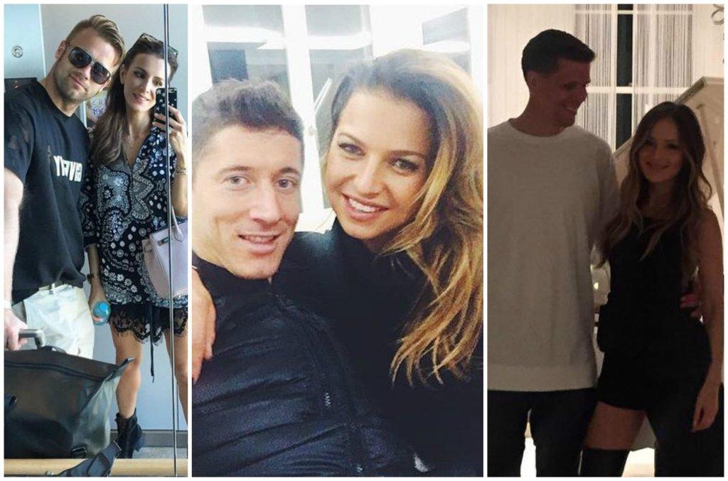Dziewczyny i żony polskich piłkarzy