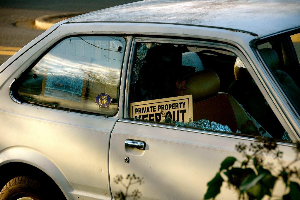 Wielu mieszkańców USA śpi w samochodzie