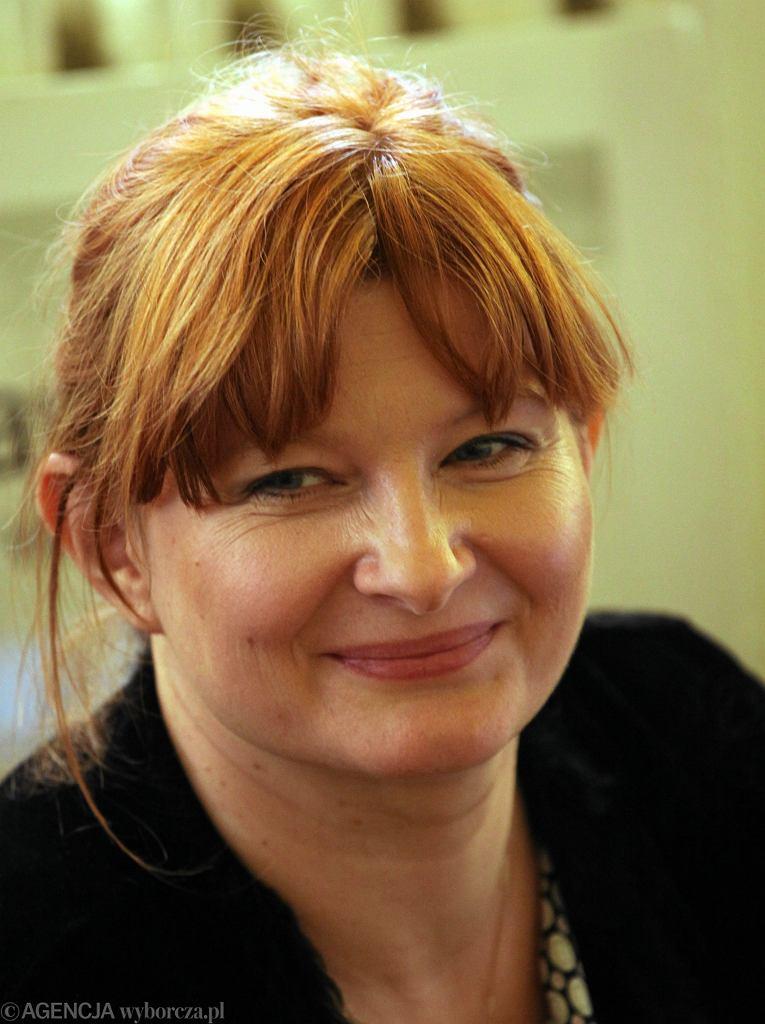 Od początku istnienia Fundacji Rodzić po Ludzki prezeską jest Joanna Pietrusiewicz