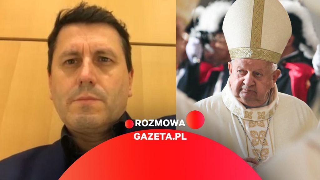 Skandal wokół kard. Stanisława Dziwisza może wstrząsnąć polskim Kościołem katolickim