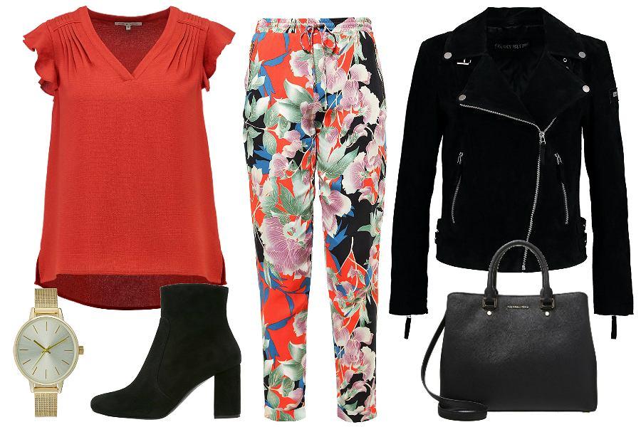 Kolorowe spodnie na zimę podpowiadamy, jak je nosić