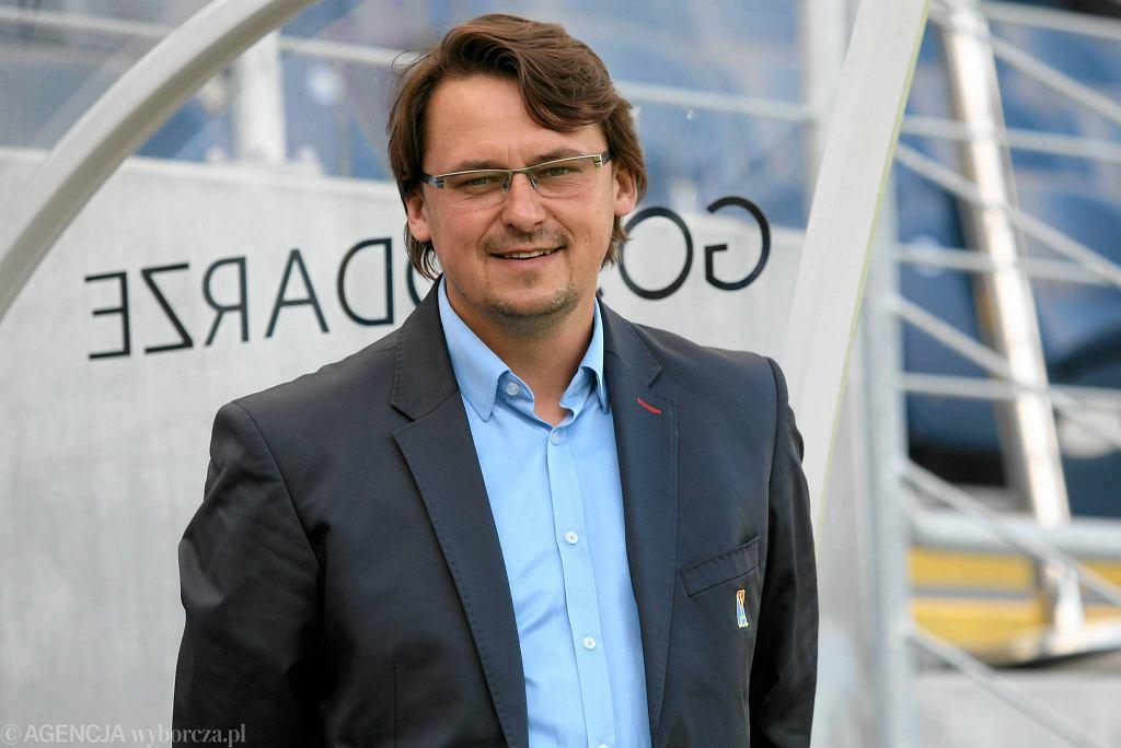 Trener Motoru Tomasz Złomańczuk