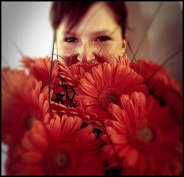 Nie pogardzę kwiatkiem w towarzystwie innych kwiatków