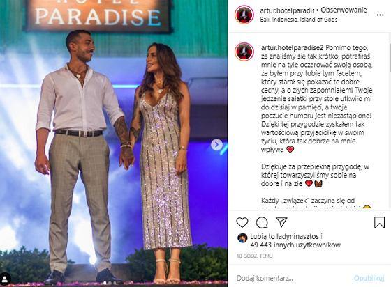 Artur i Ata 'Hotel Paradise'