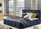 Tapicerowane czy drewniane - jakie łóżko do sypialni?