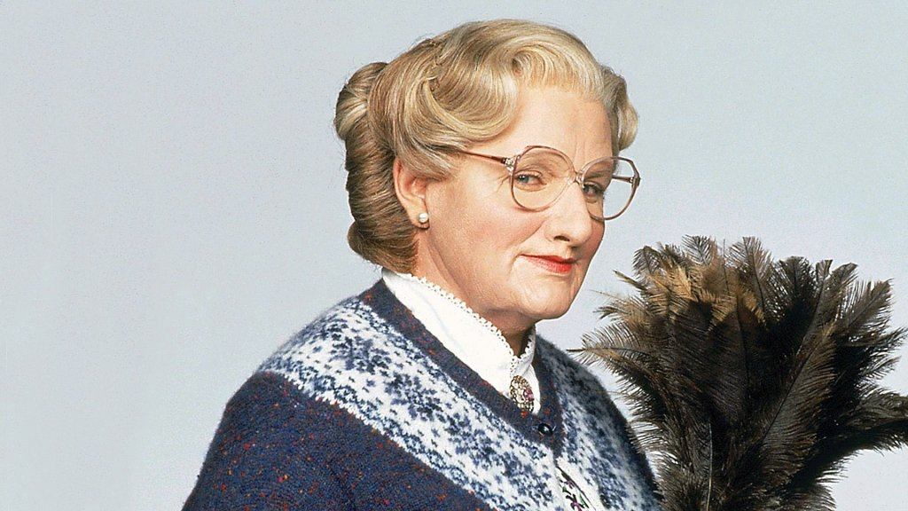 Pani Doubtfire (Mrs. Doubtfire), reż. Chris Columbus / Fot. VOX/20th Century Fox