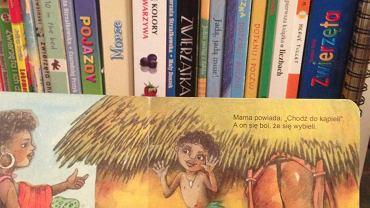 Biblioteczka niespełna roczniaka (fot. Agata Uhle)