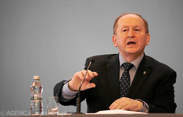 Krzysztof Pietraszkiewicz, prezes ZBP