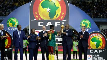 Gabon Soccer African Cup