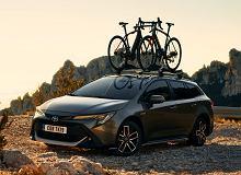 Uterenowiona Toyota Corolla Trek wjeżdża do polskich salonów. 120 tysięcy za przednionapedowe, podniesione kombi