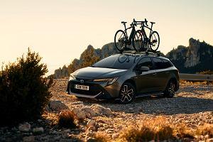 Toyota Corolla TREK - podniesione kombi dla aktywnych