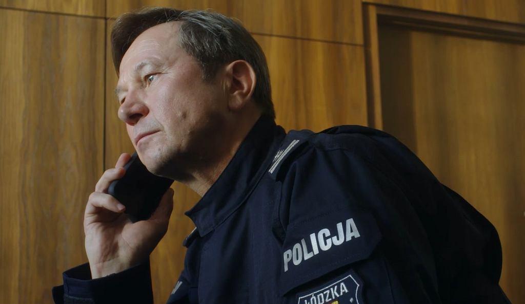 Piotr Cyrwus w 'Żywiołach Saszy'