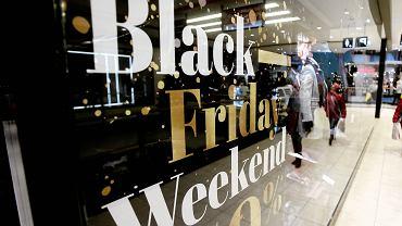 Black Friday (zdjęcie ilustracyjne)