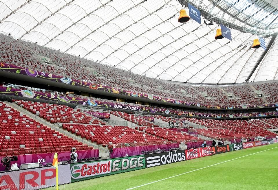 PZPN boi się, czy Stadion Narodowy wypełni się widzami na finału Pucharu Polski