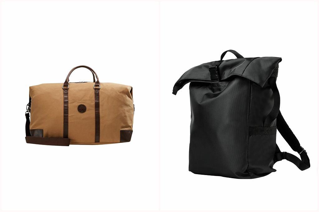 W czym nosić wszystko? Część 1: weekendery i plecaki miejskie